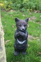 "20"" Baby Black Bear Cub Sculpture - $75.00"