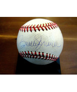 BOBBY MURCER YANKEES CUBS GIANTS SIGNED AUTO GAME USED BASEBALL JSA AUTH... - $197.99