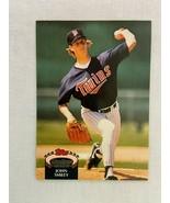 John Smiley Minnesota Twins 1992 Topps Baseball Card 625 - $2.96