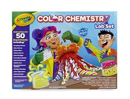 Crayola Color Chemistry Lab Set for Kids [New] Learning Toy Set