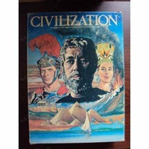 Civilization Board Game 1982 Avalon Hill Heroic Age Classic Strategy Game - $94.95