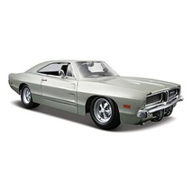 Maisto 1:25 Scale 1969 Dodge Charger R/T Diecast Vehicle (Colors May Vary) - $32.89