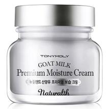TONY MOLY Naturals Goat Milk Premium Moisturizing Cream - $37.86