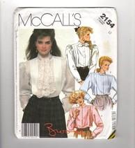 Br0oke Shields McCalls 2154 Vtg 1985 Sewing Pattern Uncut Complete Misse... - $12.38