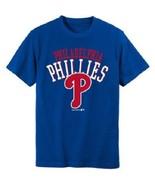 MLB  Youth Philadelphia Phillies Short Sleeve T-Shirt Size XL or XXL NWT - $14.39