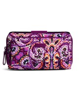 Vera Bradley Iconic Deluxe All Together Crossbody Bag, Dream Tapestry