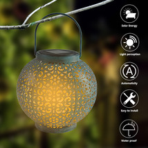 LED F8 Straw Hat Lamp Beads Solar Light Control Automatic Inductio - $38.99