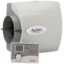 Aprilaire 500 Automatic Digital Bypass Humidifier 0.5 gph 24V Up to 3000... - $277.41