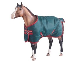 <><  Breyer 3828  Rambo BLanket very well done traditional size - $11.64