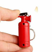 Mini Fire Extinguisher Butane Jet Lighter Cigar Cigarette Butane Lighter Torch  image 3