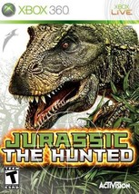 Jurassic The Hunted - Xbox 360 - $36.39