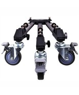 Dolica LT-D100 Professional Lightweight and Heavy Duty Tripod Dolly with... - $40.15