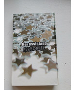 Mon assistant personnel notebook New - $5.94