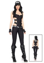 sexy SWAT girl woman Halloween costume - $30.00