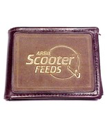 Marshalltown Iowa IA Arbie Scooter Feeds Billfo... - $12.95