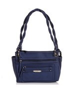 Ring Accent Textured Satchel  ROSETTI - new with tags - £14.81 GBP