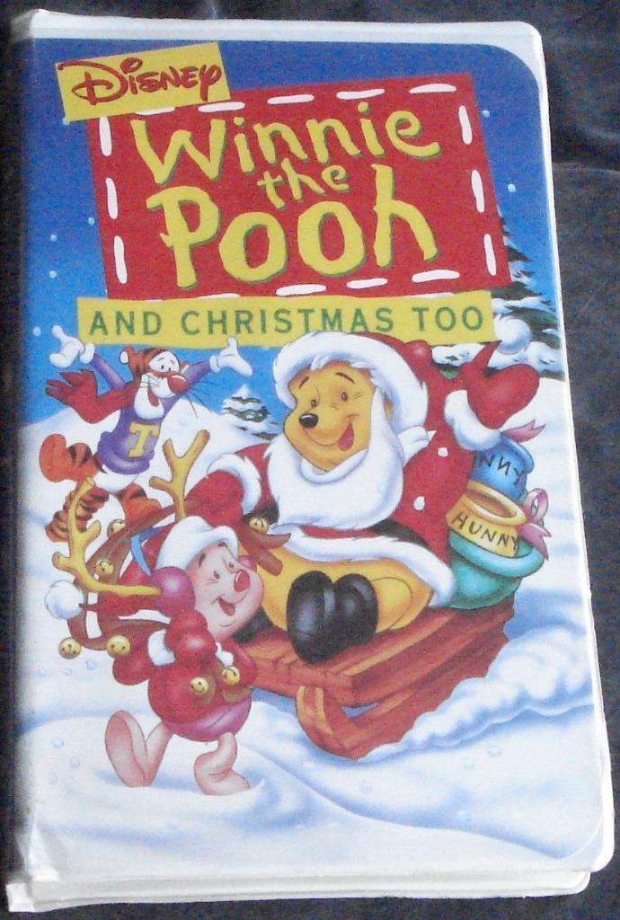 Winnie The Pooh And Christmas Too.Winnie The Pooh And Christmas Too Walt And 17 Similar Items