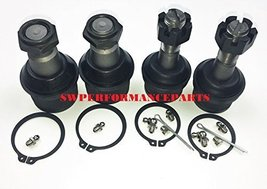 A-Team Performance Super Greasable Duty 2 x K8607T Lower Ball Joints and 2 x K80 image 1