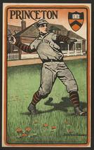 "8 x 10""  canvas art print Princeton University - Vintage Baseball Sports... - $15.99"