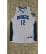New Adidas DWIGHT HOWARD #12 Orlando Magic Jersey Basketball Swingman Wh... - $50.00