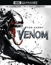 Venom (4K Ultra HD+Blu-ray+Digital)