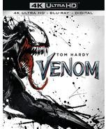 Venom (4K Ultra HD+Blu-ray+Digital) - $22.95