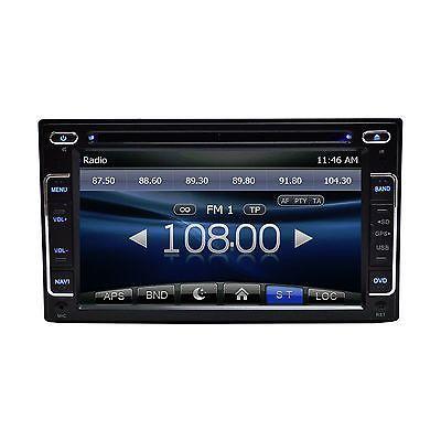 Touchscreen Radio GPS Navigation DVD  Bluetooth for Mitsubishi Outlander 2014+ image 5