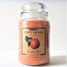 Village Candle Pumpkin Pie Scented Large Classic Jar Candle - $25.00