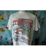 Vintage Bobby Labonte Nascar Racing T Shirt M  - $24.74