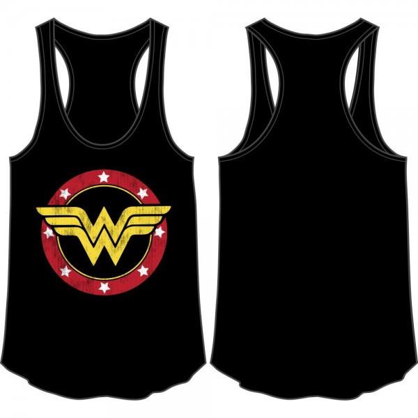 Wonder Woman Racerback Tank