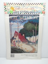 Iron On Transfer Home Sweet Home Mary Engelbreit 6550 Daisy Kingdom 1990 - $6.00