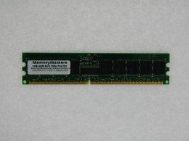 1GB Ddr Memory Ram PC2700 Ecc Reg Dimm 184-PIN 333MHZ - $19.55