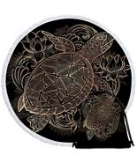 Tropical Features Turtle Beach Towel - $12.32+
