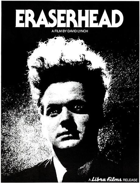 Primary image for Eraserhead - 1977 - Movie Poster