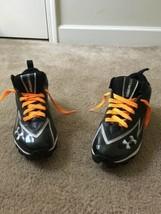 Men's Under Armour Hammer Men's Sports Cleats Sz 9 MultiColor Athletic Shoes - $74.88