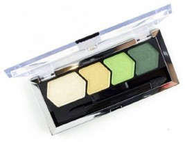 Maybelline -## 135 ENTICING EMERALD - Eye Studio Quad Eye Shadow - $4.89