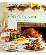 Williams Sonoma Complete Entertaining Cookbook [Hardcover] Goldstein, Jo... - $29.69
