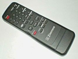 Oem Genuine Emerson N9278UD - Remote Control For TV/VCR Combo - Tested - DD-1794 - $10.69