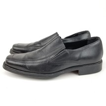 Bostonian Beecher Leather Loafer Black Men's 12 M US - MSRP $100 - $27.69