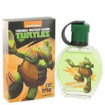 Teenage Mutant Ninja Turtles Michelangelo By Marmol & Son Eau De Toilette Spray - $30.14