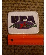 UPA All Stars Sew or Iron on Patch NEW Youth Cheerleading - $11.76