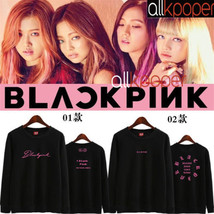 2017 KPOP BLACKPINK Sweater SQUARE ONE LISA Hoody Hoodie Pullover Sweate... - $13.99+