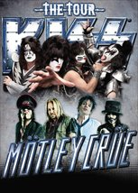 KISS Band- Motley Crue The Tour 2012 Stand-Up Display - Collectibles Mem... - $15.99