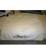 3.1 Phillip Lim White Shoe/ Handbag Purse Dust Bag  16 x 16  White / Bla... - $12.86