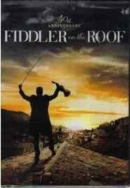 Primary image for DVD - Fiddler On The Roof DVD