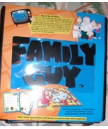 FAMILY GUY TRIVIA GAME in  Deluxe Carrying Case (2005) NEW - $14.89