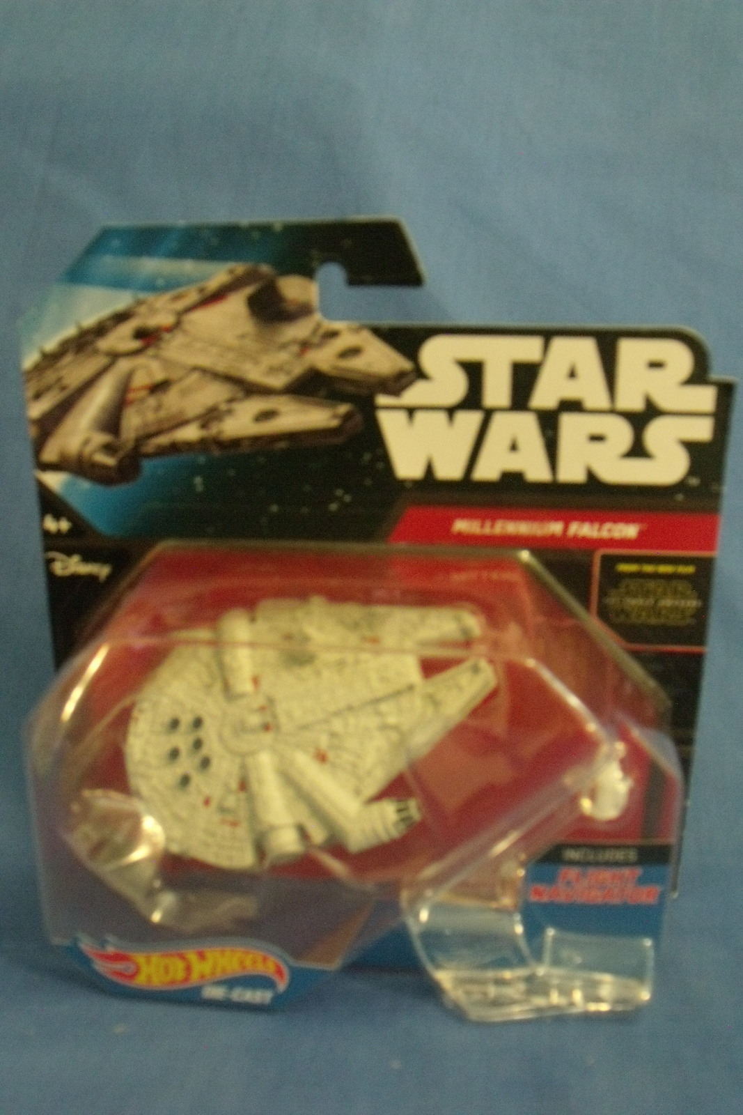 Primary image for Toys Mattel NIB Hot Wheels Disney Star Wars Millennium Falcon