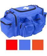 First Responder Emergency Carry Bag Medical Aid EMT EMS Paramedic Trauma... - $42.99