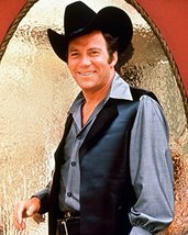 William Shatner Barbary Coast Tv classic western series 1970's 16x20 Canvas - $69.99