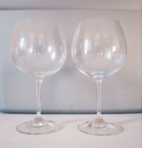 Set of 2 RIEDEL  2001 Oaked Chardonnay wine glass 600ml No box Mint cond... - $39.56